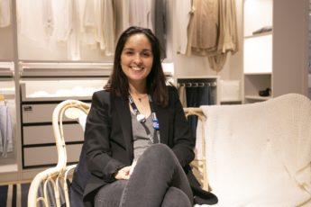 Helena Gouveia, directora de marketing da Ikea Portugal
