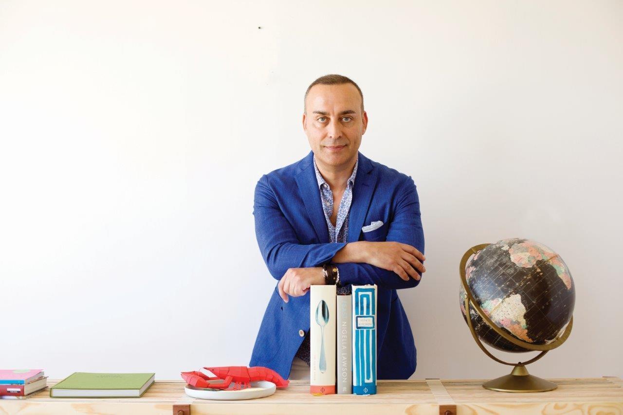 Miguel Abalroado, co-founder & active partner da Brandelicious