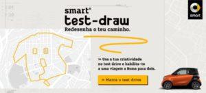 Smart test draw