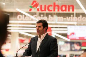Pedro Cid, CEO Auchan