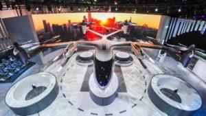 Hyundai e Uber anunciam parceria de ridesharing aéreo