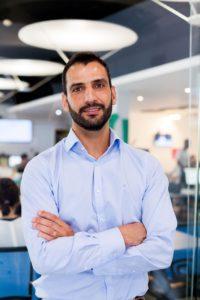 Jorge Faustino, director da Fullsix Content na Fullsix Portugal