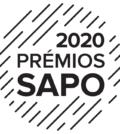 Logótipo Prémios SAPO 2020