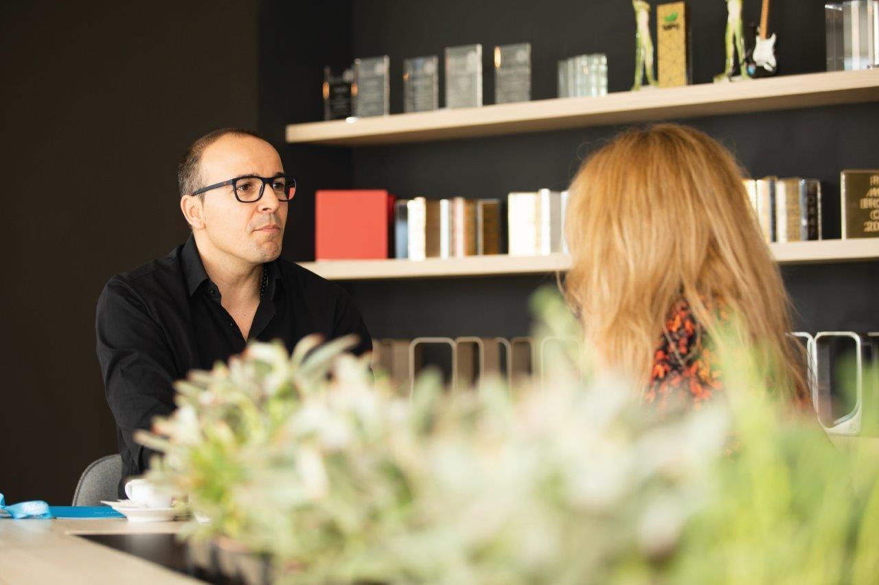 Rui Freire, director-geral da Initiative
