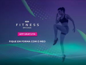 App TV_Fitness em Casa MEO
