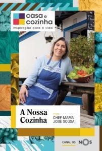 Mupi - A Nossa Cozinha - Maria Jose Sousa