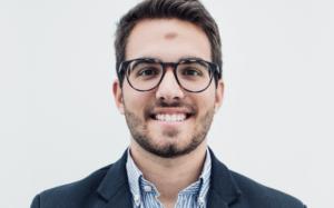 Cristóvão Monteiro, business development manager da Ubiwhere e especialista em Marketing Territorial