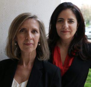 Isabel Canha e Maria Serina, fundadoras da Executiva