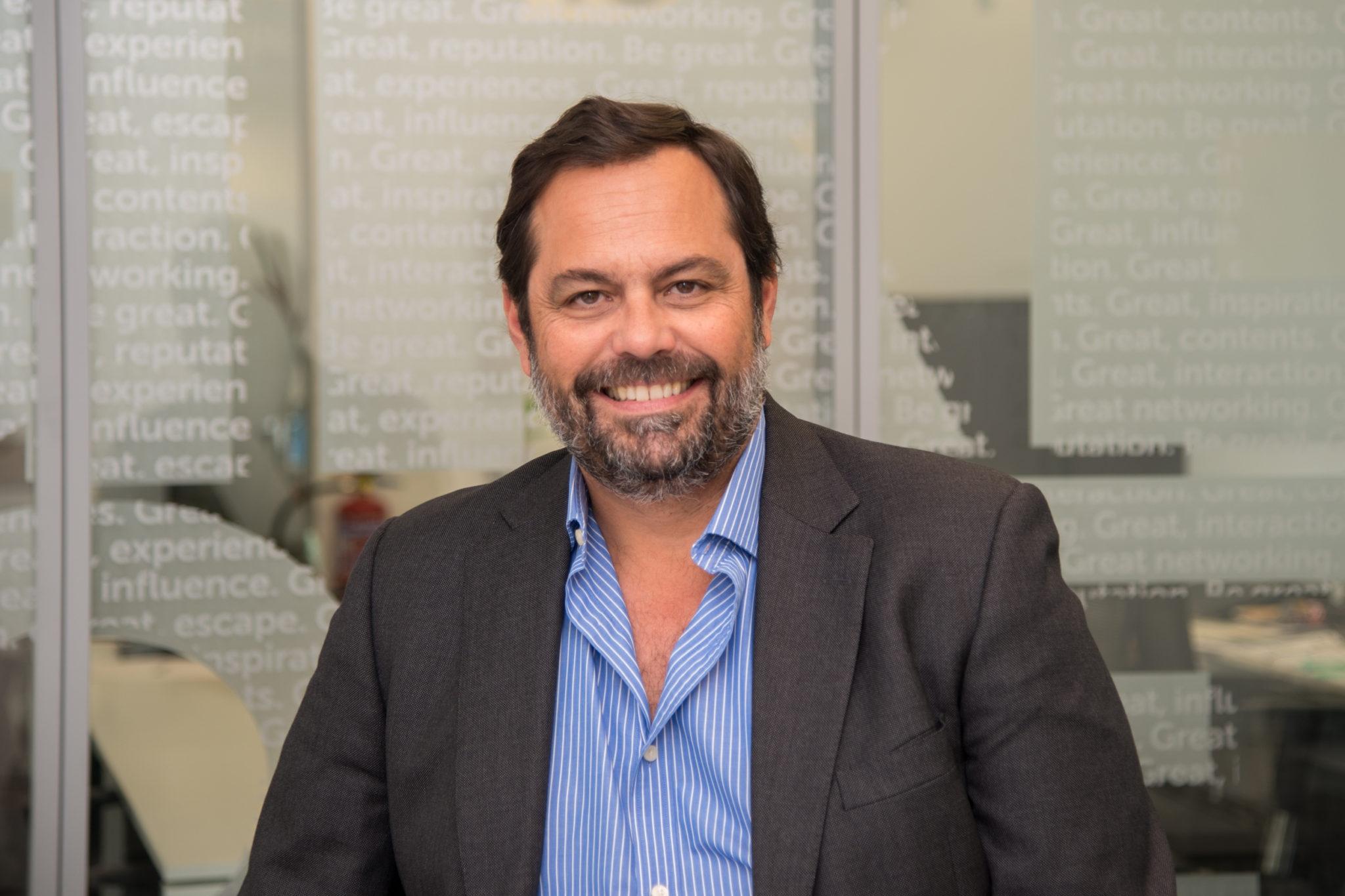 Salvador da Cunha, CEO da Lift Consulting