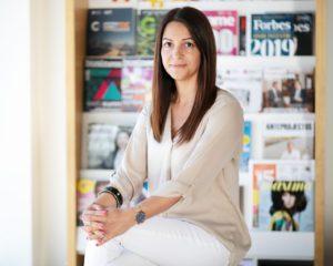 Tânia Almeida, senior creative designer da White Way