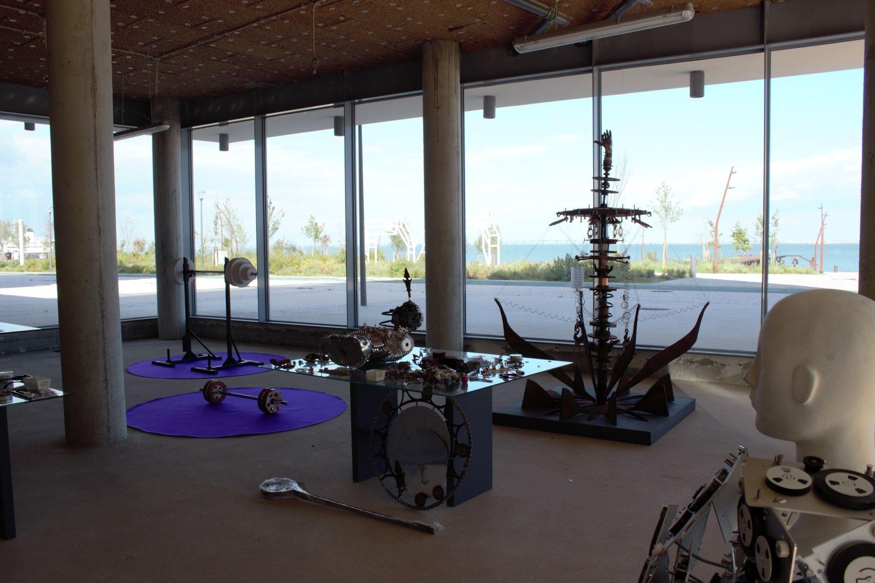 Atelier dos artistas da P'la Arte no Prata Riverside Village_2
