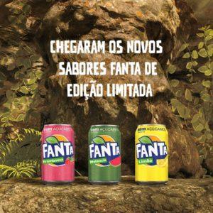 Fanta_Novos sabores