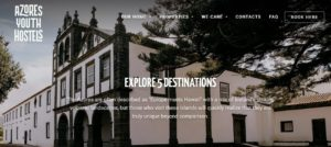 Azores Youth Hostels