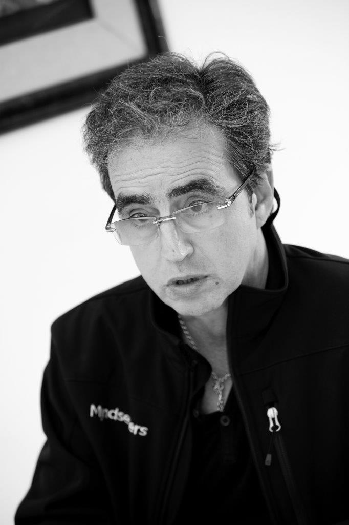 Luís Marinho Falcão, creative mindshaker na Mindsetters