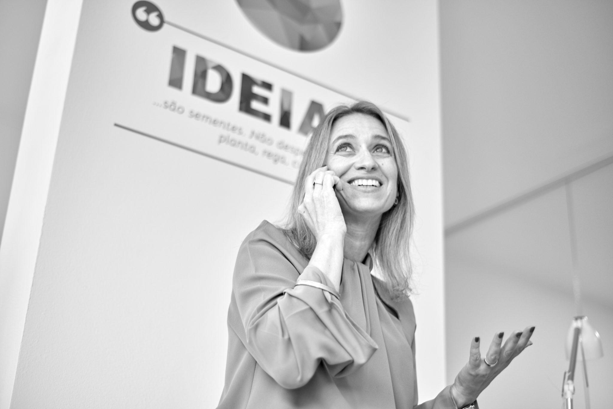 Susana Teixeira, sócia e directora-geral da Icebergue