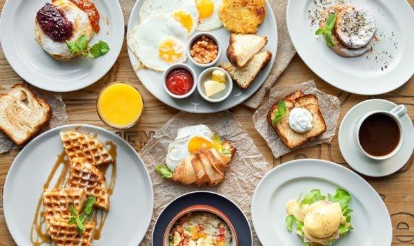 tendências alimentares