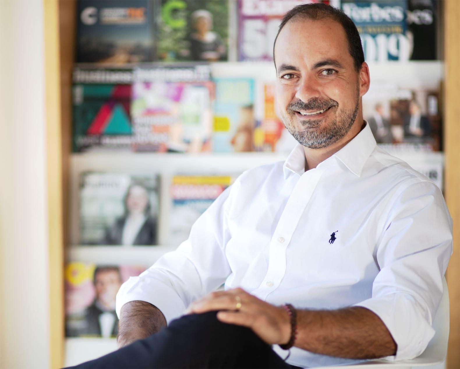 Luís Baião, head of production da White Way