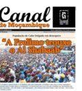 canal moçambique