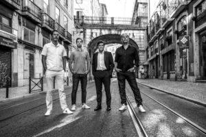 Tiago Teixeira Cruz, Raoul van Harten, Sérgio do Monte Lee e João Carvalho Oliveira