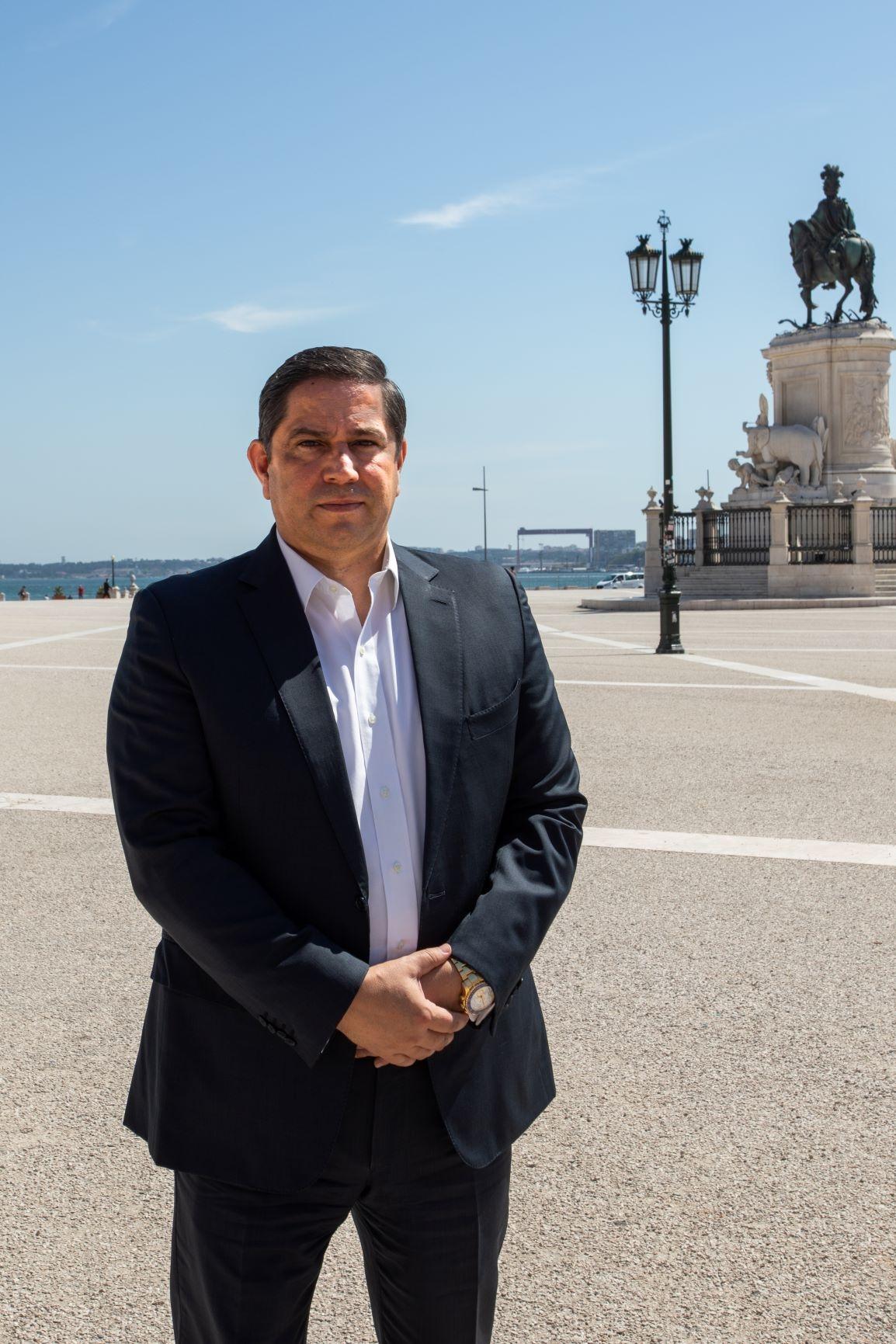 Mário Ferreira, presidente do CA da Media Capital