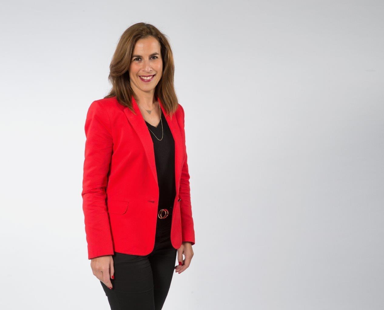 Rosália Amorim, directora do Diário de Notícias