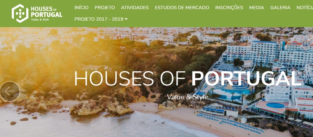 houses of portugal