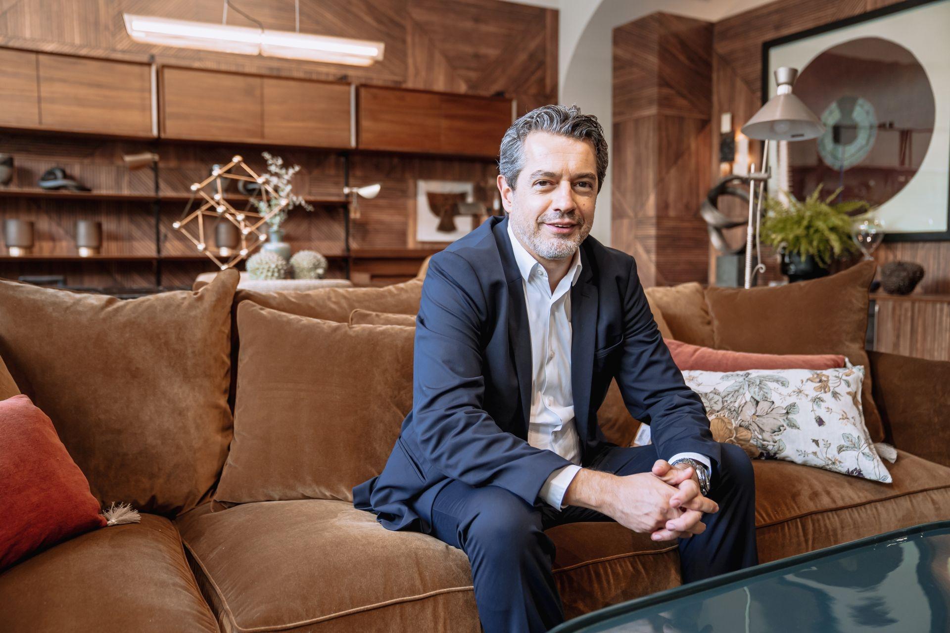 Paulo Pinto, CEO da La Redoute Portugal