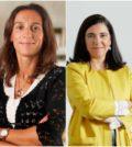 Vera Nobre Leitão e Luciana Peres
