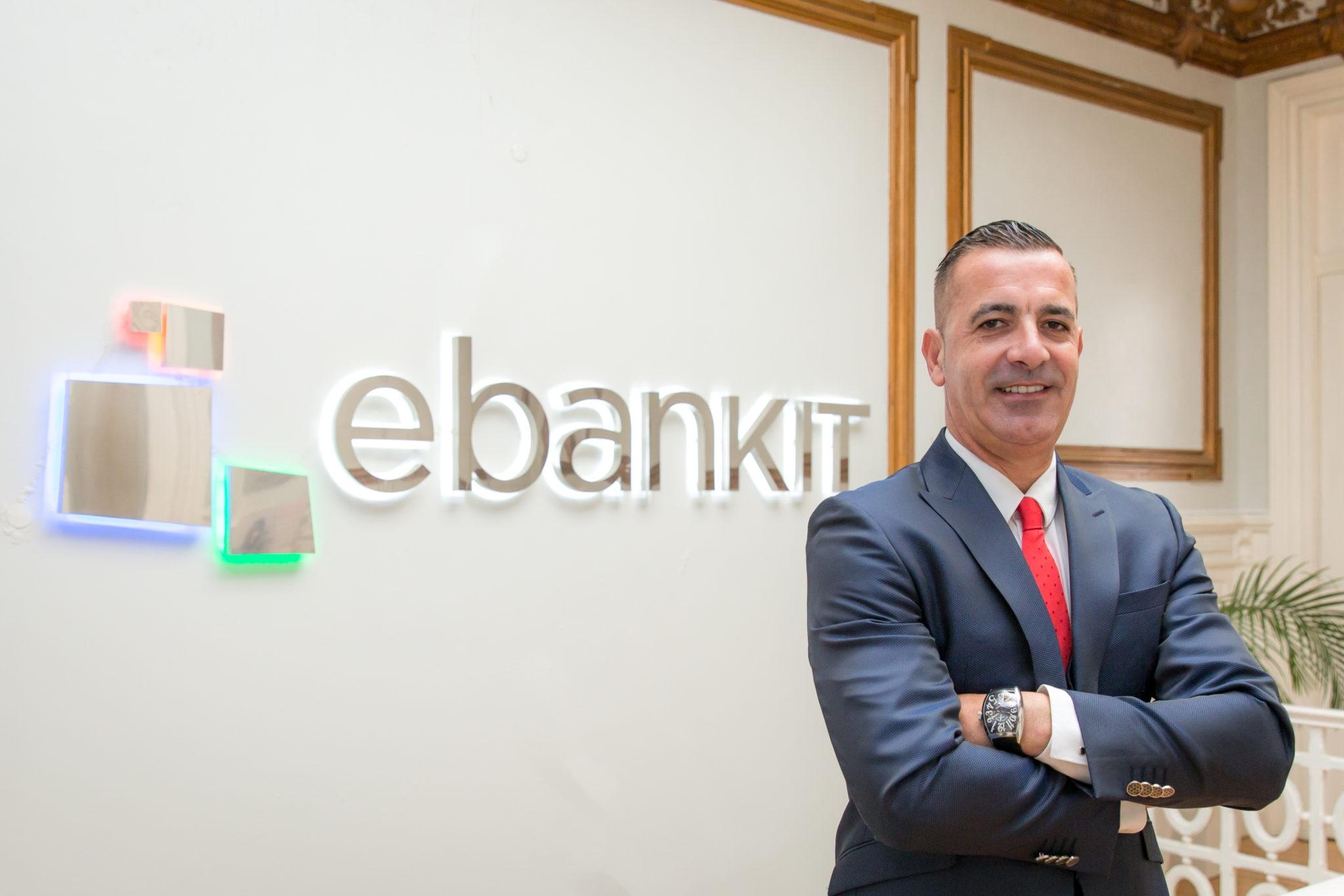 Renato Oliveira, CEO da ebankIt