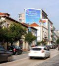 Espaço Guimarães_Tela publicitária ecológica