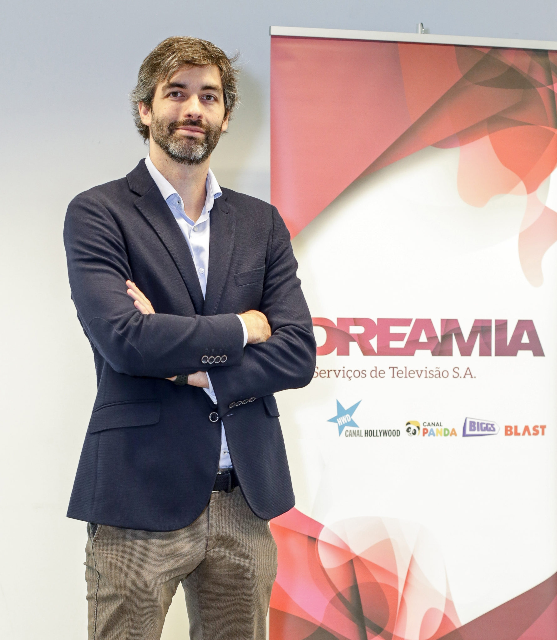 Jorge Ruano, director de marketing da Dreamia