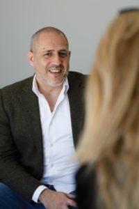 Francisco Serzedello, director-geral da GR8