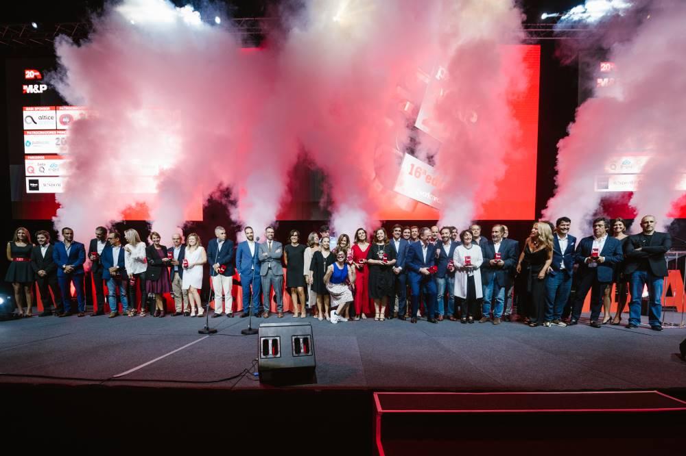 Prémios M&P 2018 vencedores